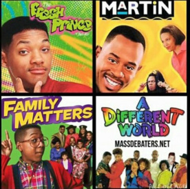 TV Shows In The Mid-1980's & The 90's to 2000's – Part 2